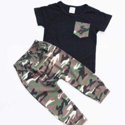 חליפה צבאית לתינוק