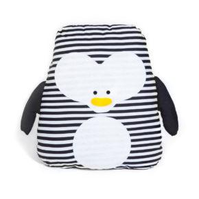 כרית בצורת פינגווין