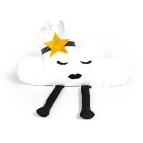 כרית ענן צ'רלסטון שחורה