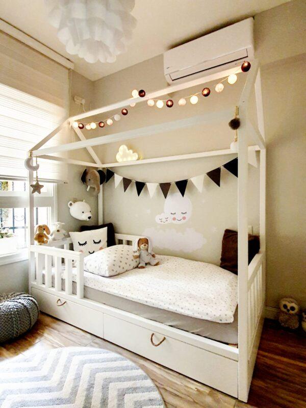 מיטת ילדים קאסה