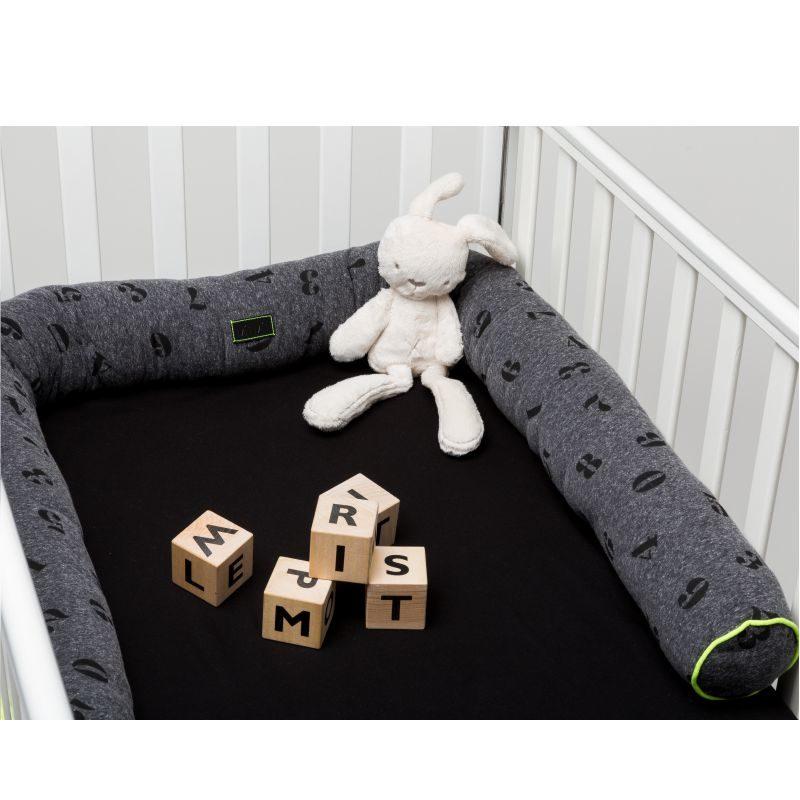 כרית נחשוש Baby MitMit אפור