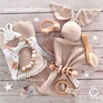 מתנת לידה | מארז לידה | מארז ליולדת | Reef Luxe Gift Box