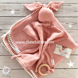 מתנת לידה   מארז לידה   מארז ליולדת   ChewBabiez gift box   תינוק