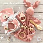 מתנת לידה | מארז לידה | מארז ליולדת | Mademoiselle Luxe Gift Box