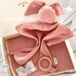מתנת לידה | מארז לידה | מארז ליולדת | Baby Girl Gift Box