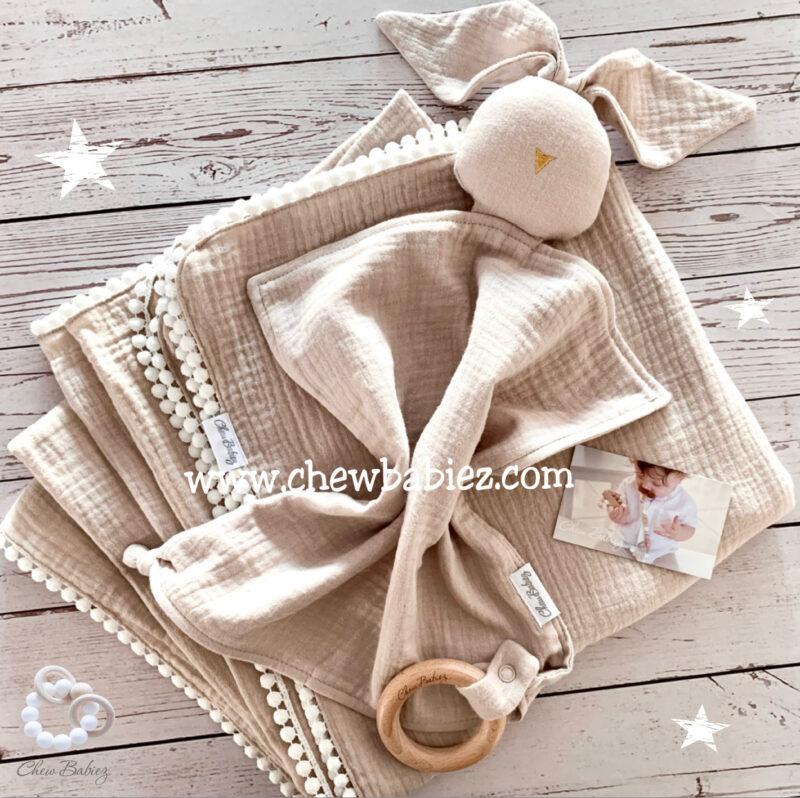 מתנת לידה | מארז לידה | מארז ליולדת | ChewBabiez gift box | תינוק