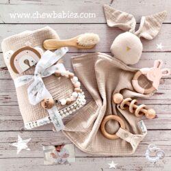 מתנת לידה | מארז לידה | מארז ליולדת | Chew Babiez gift box