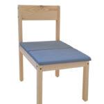 כסא עץ מלא לילדים