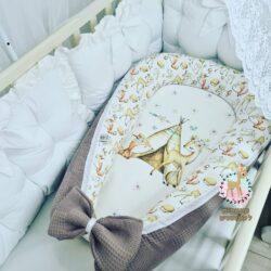 בייבי נסט , בייבינסט , בייבי נסט מעוצב , עריסה לתינוק ,, עריסה ניידת לתינוק , קן לתינוק , עריסה מעוצבת לתינוק , נסט , נסט לתינוק , מתנת לידה , מתנה לתינוק , מתנה לתינוקת , מתנה ליולדת