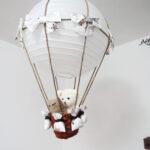 אהיל כדור פורח ,כדור פורח, דובי, מתנה לתינוק