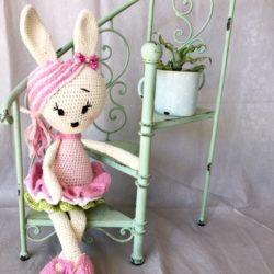 נסיכת ארנבת סרוגה