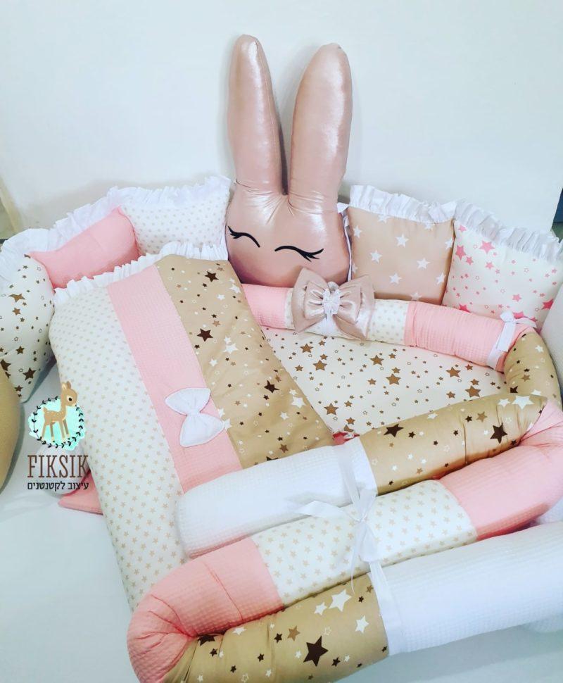 """חבילת לידה לתינוק """"Bunny"""""""