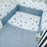 סט מצעים למיטת תינוק 1