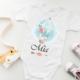 בגד גוף מעוצב לתינוקת דגם מיה