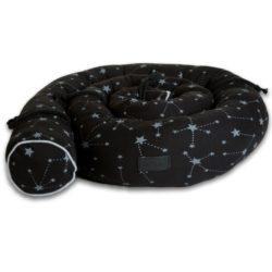 כרית נחשוש Baby MitMit שחור