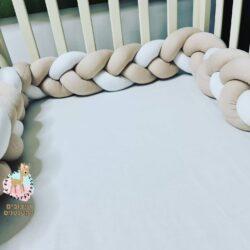 נחשוש , מגן ראש נחשוש , נחשוש לתינוק , נחשוש בעיצוב אישי , מגן ראש למיטת תינוק , נחשושים