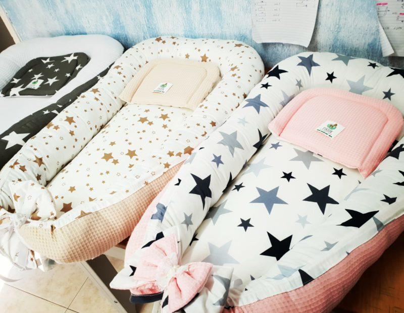 בייבי נסט | Baby Nest + כרית תואמת