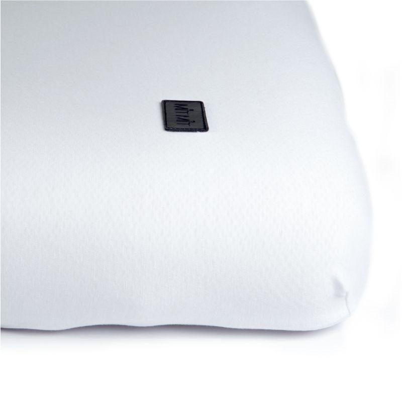סדין למיטת תינוק בצבע לבן