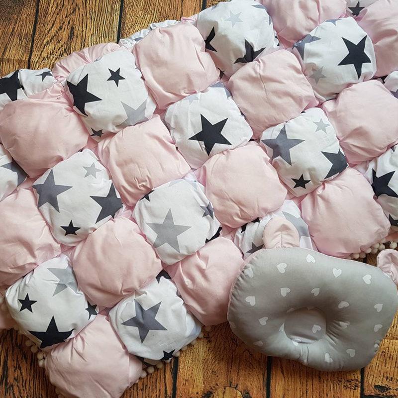 שמיכה לתינוק לילדים בומבון