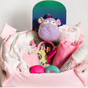 """מארז """"בתיאבון"""" - מתנה לתינוקת"""