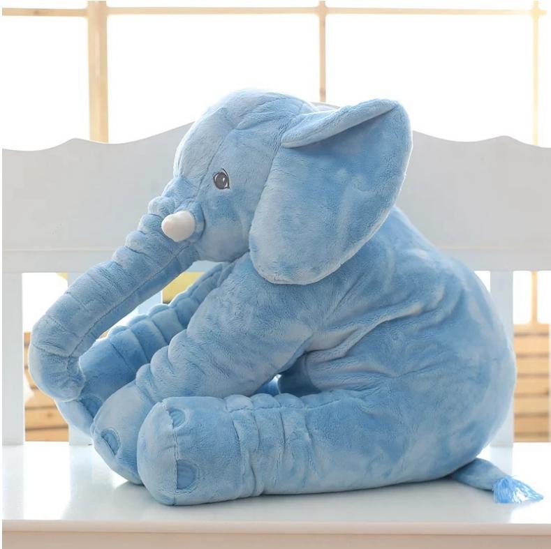 בובת כרית פיל ענקית