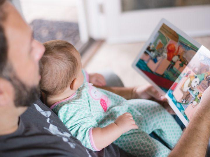 סיבות לקרוא סיפורים לילדים