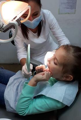 טיפול שיניים לילדים ולמבוגרים