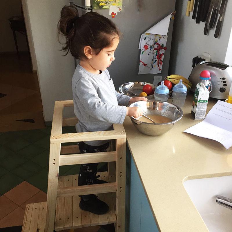 מגדל למידה לילדים babysleep