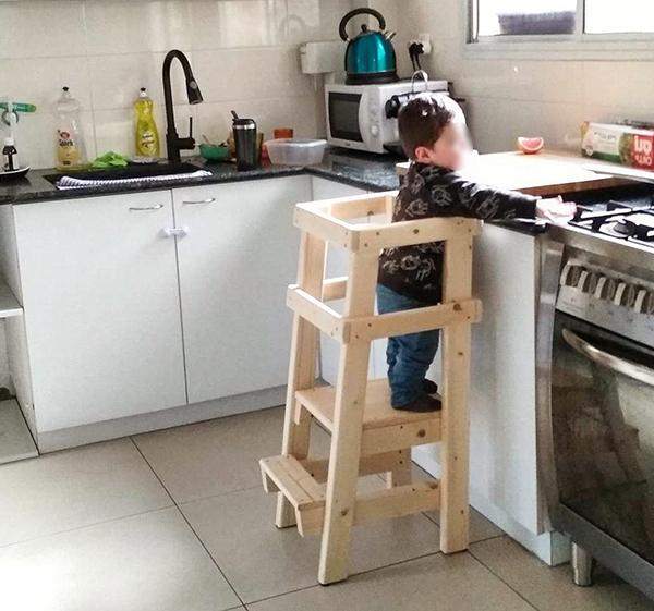 מגדל למידה לילדים