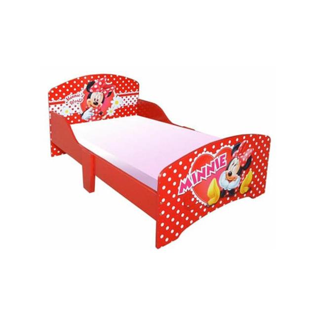 מיטת מעבר מעץ מיני מאוס