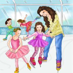 שבוע הריקוד-כיף שלי עם אמא / אלון לוי