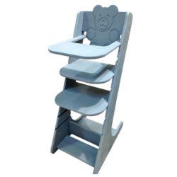 """כסא אוכל לתינוק דגם """"צ'ומפי"""""""