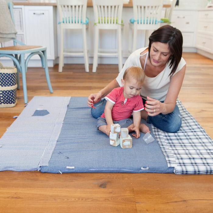 מזרן פעילות לתינוק מודולרי
