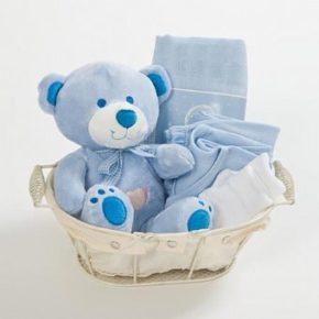 """מתנה ליולדת דגם """"פטיט בייבי בסקט לתינוק"""""""