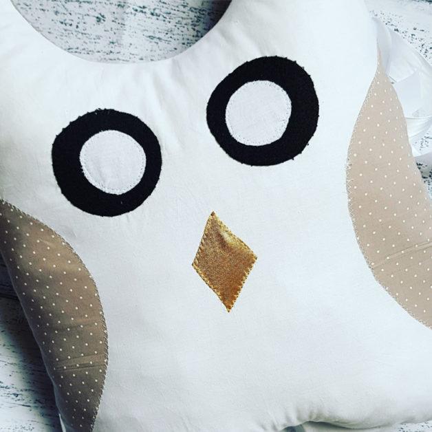 כריות מעוצבות חיות למיטת תינוק