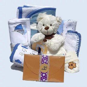 מתנה ליולדת ולתינוק - חיוך שובב
