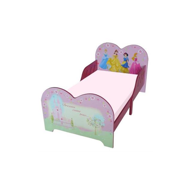 מיטת מעבר מעץ נסיכות