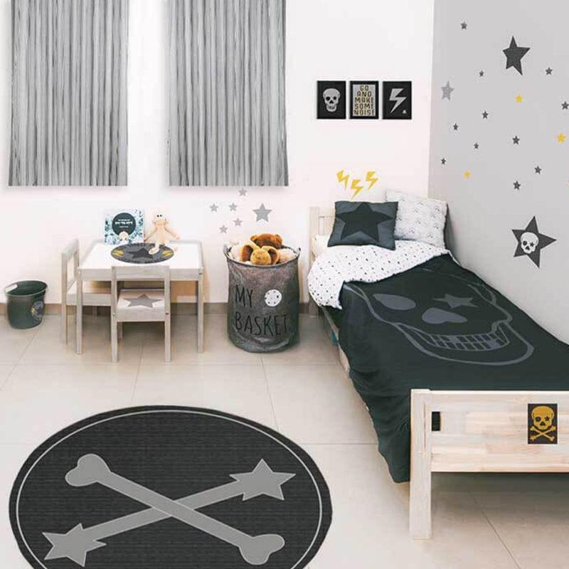 """סט עיצוב חדר """"קפטן סטאר"""""""