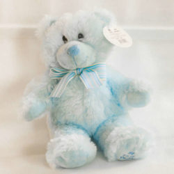 מארז מתנה לברית בובת דובי כחול