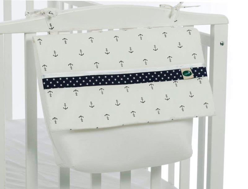תיק טיטולים תלוי למיטת תינוק