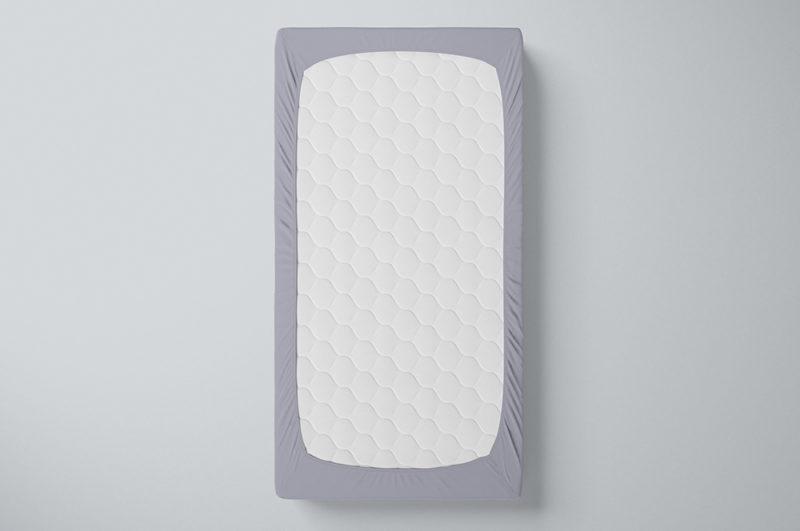 סדין סגול למיטת תינוק